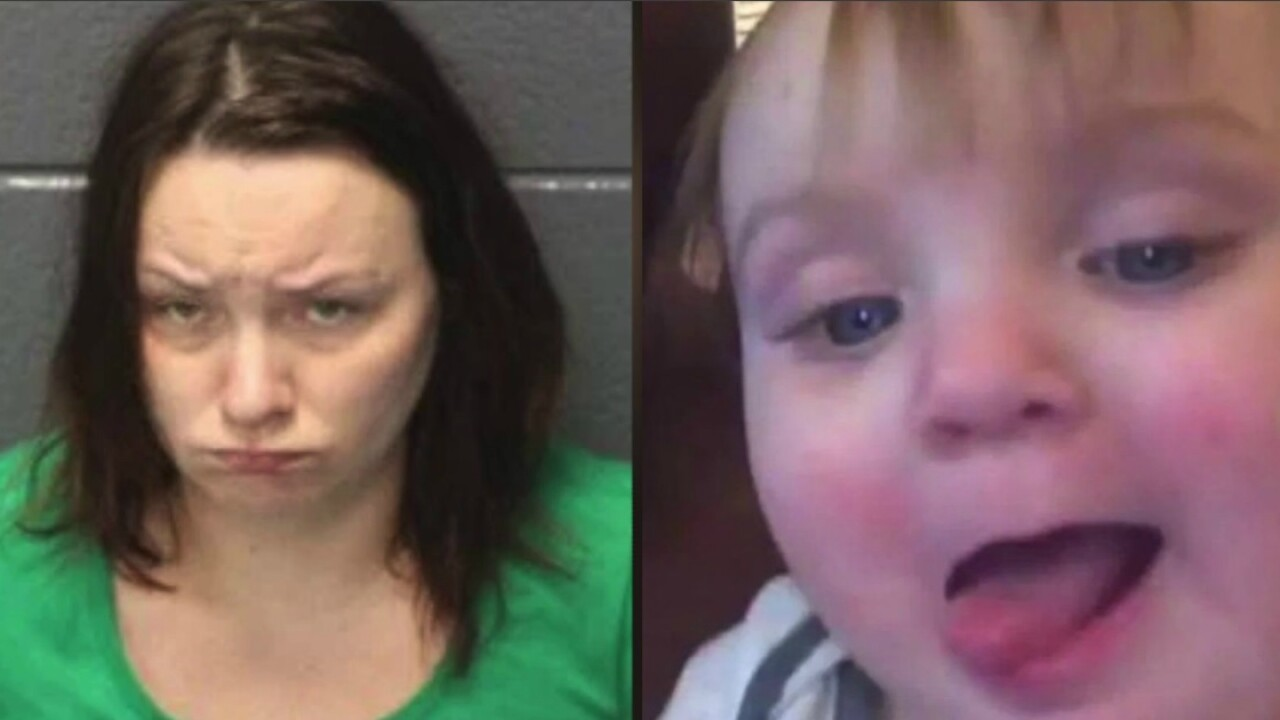 Mother arrested days after saying toddler vanished charged with felony child neglect