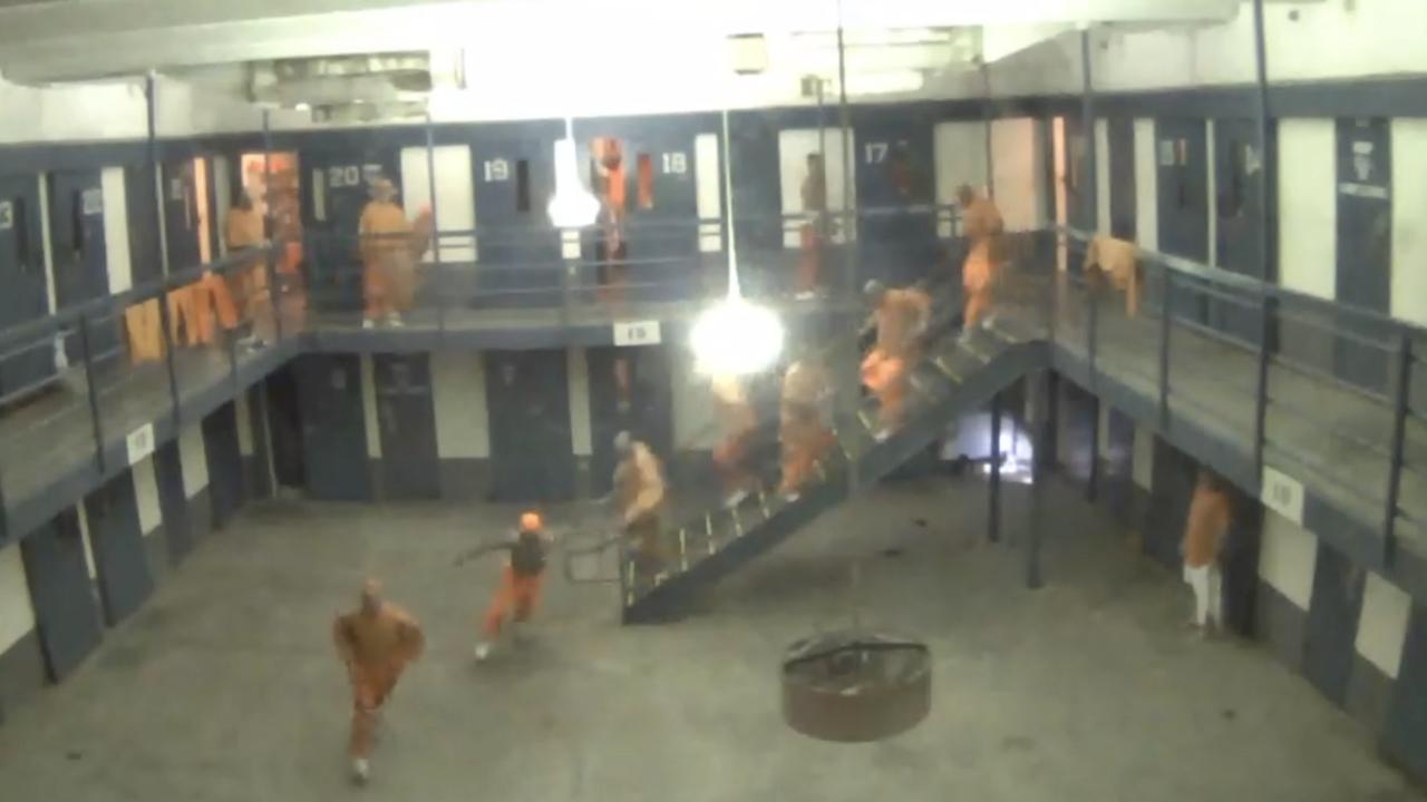 KNXV Lewis Prison
