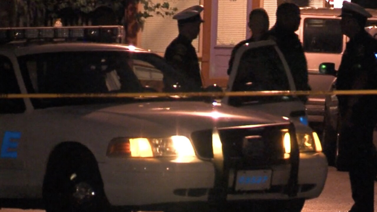 Crime is down overall in Cincinnati, but violent crime increases