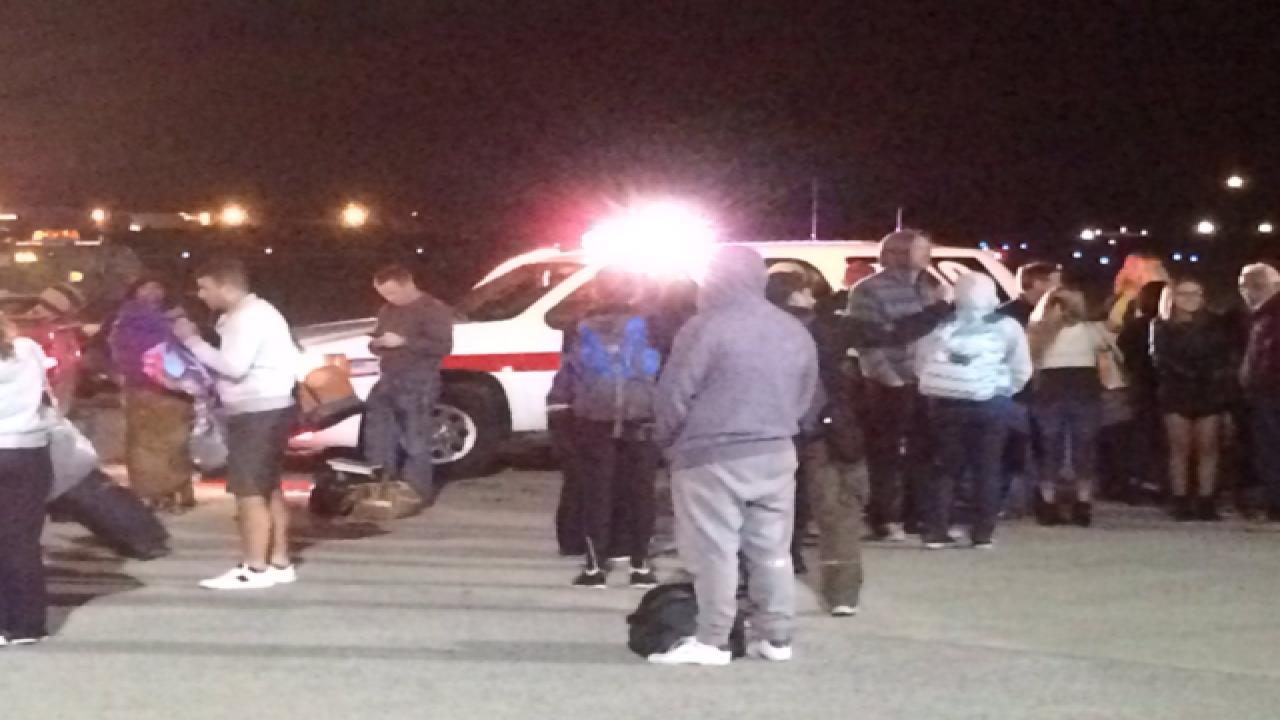 Plane makes emergency landing at Buffalo airport