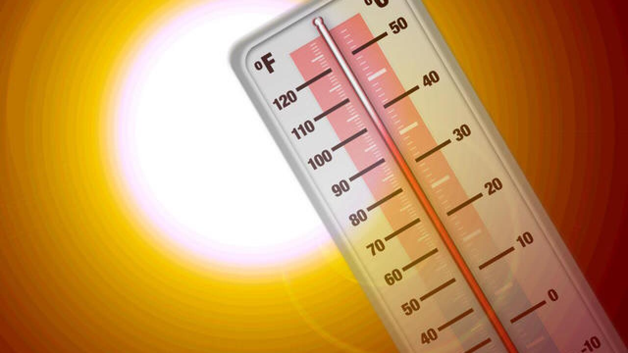 Baltimore City Health Commissioner has issued a Code Red Extreme Heat Alert for Sunday