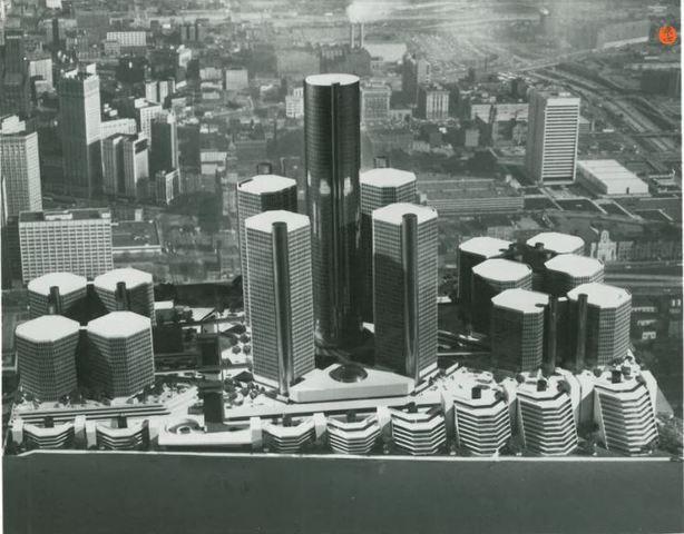 Photo gallery: GM Renaissance Center celebrates 40 years