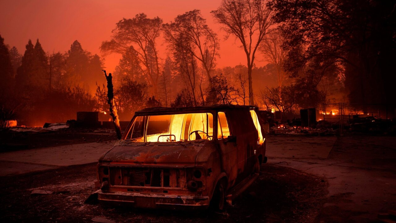 Fire & Ice Podcast: Paradise Lost – California's Deadliest Wildfire