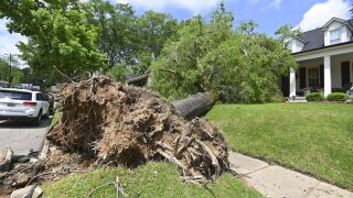 CORRECTION Severe Weather Mississippi