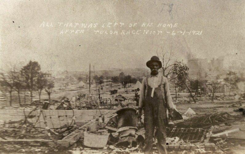 Tulsa Race Massacre Inequality