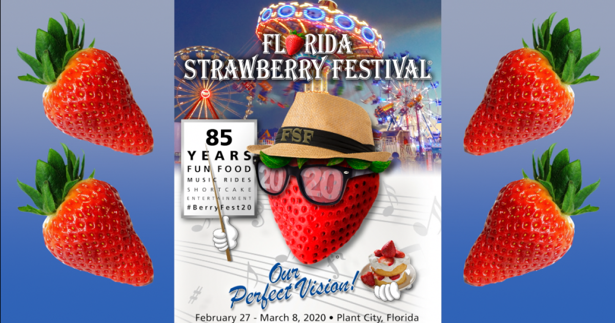 Strawberry Festival 2020 Dates.Tecteschi News 11 Day
