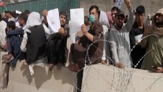 Afghan Interpreter Describes Beatings At Kabul Airport