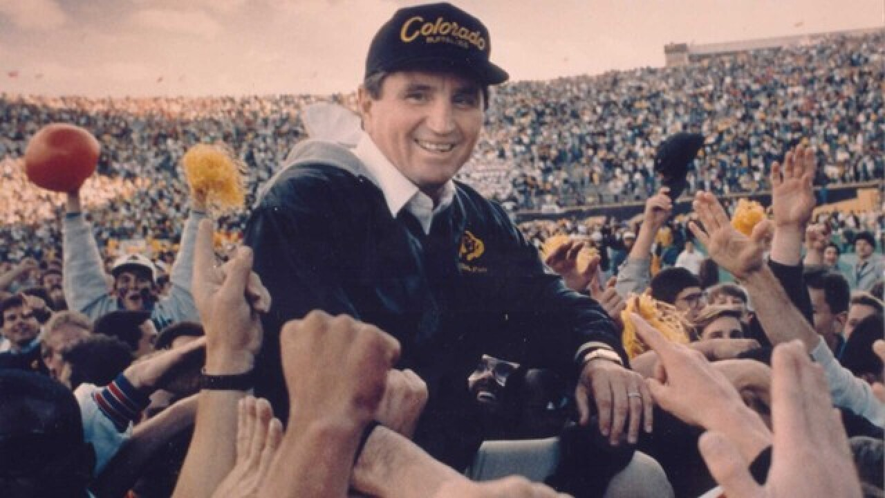 Former CU coach McCartney has Alzheimer's