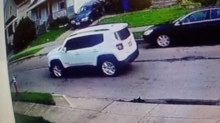 Cleveland police provided this photo as the vehicle involved in the hit-s
