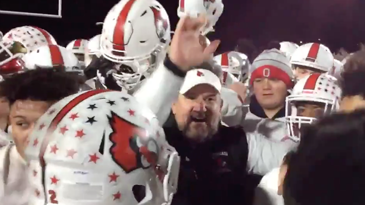 Colerain vows to 'finish' the job in state final