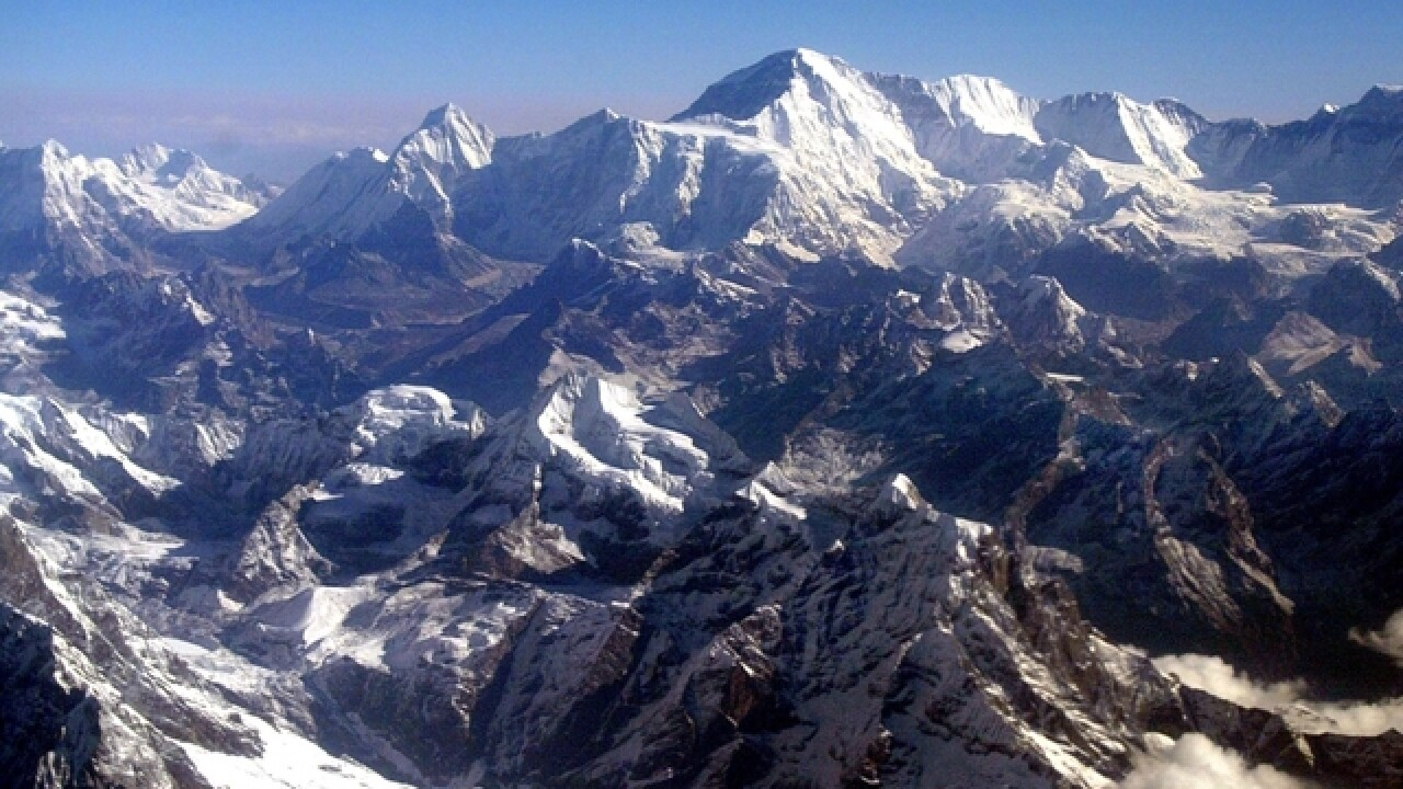 How to measure a mountain: Everest height called into question