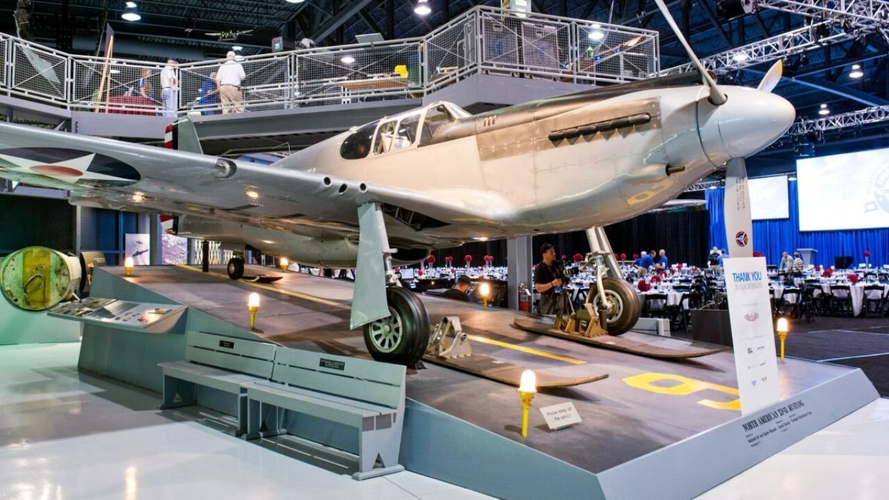 National Air Force Museum >> National Museum Of The Us Air Force In Dayton Ranks Among The 20