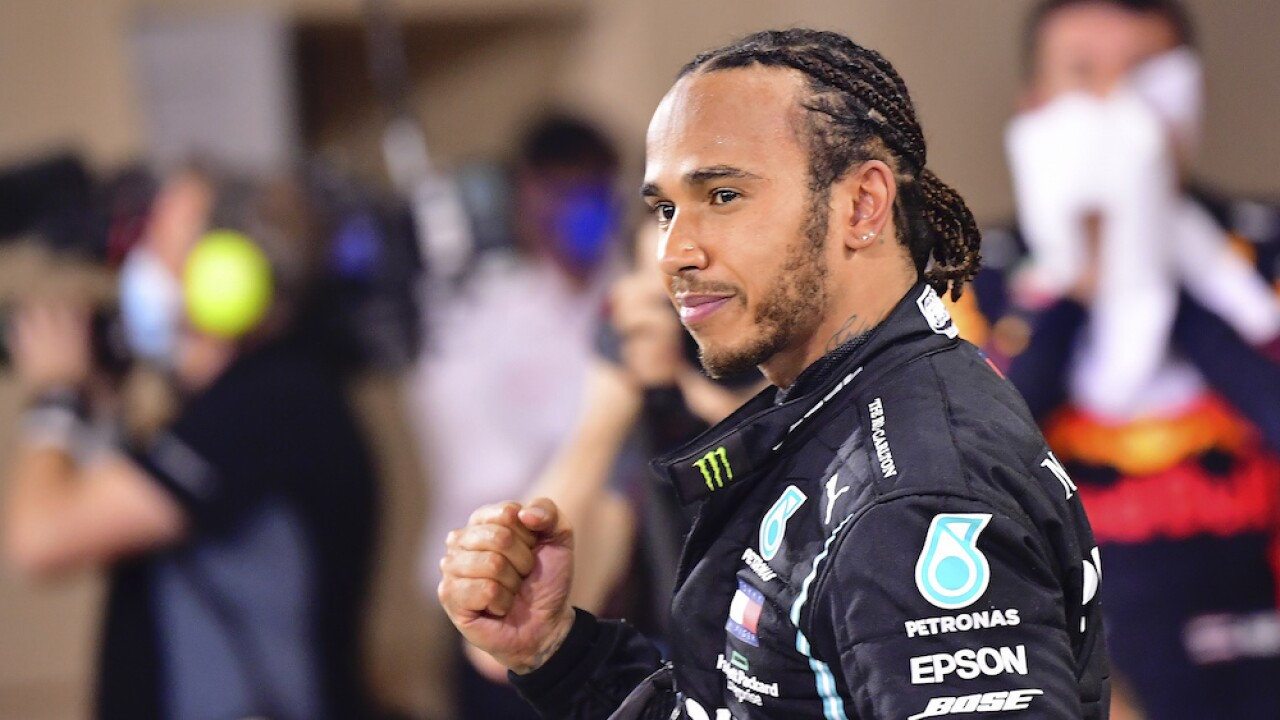 Lewis Hamilton: Formula 1 star tests positive for COVID-19, will miss Sunday's race