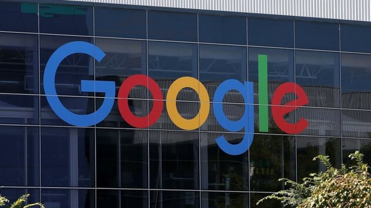 Google:  'We do not bias our products to favor any political agenda'