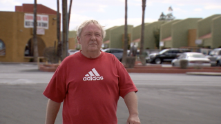Veteran Ron Stone gets legal help to fight eviction