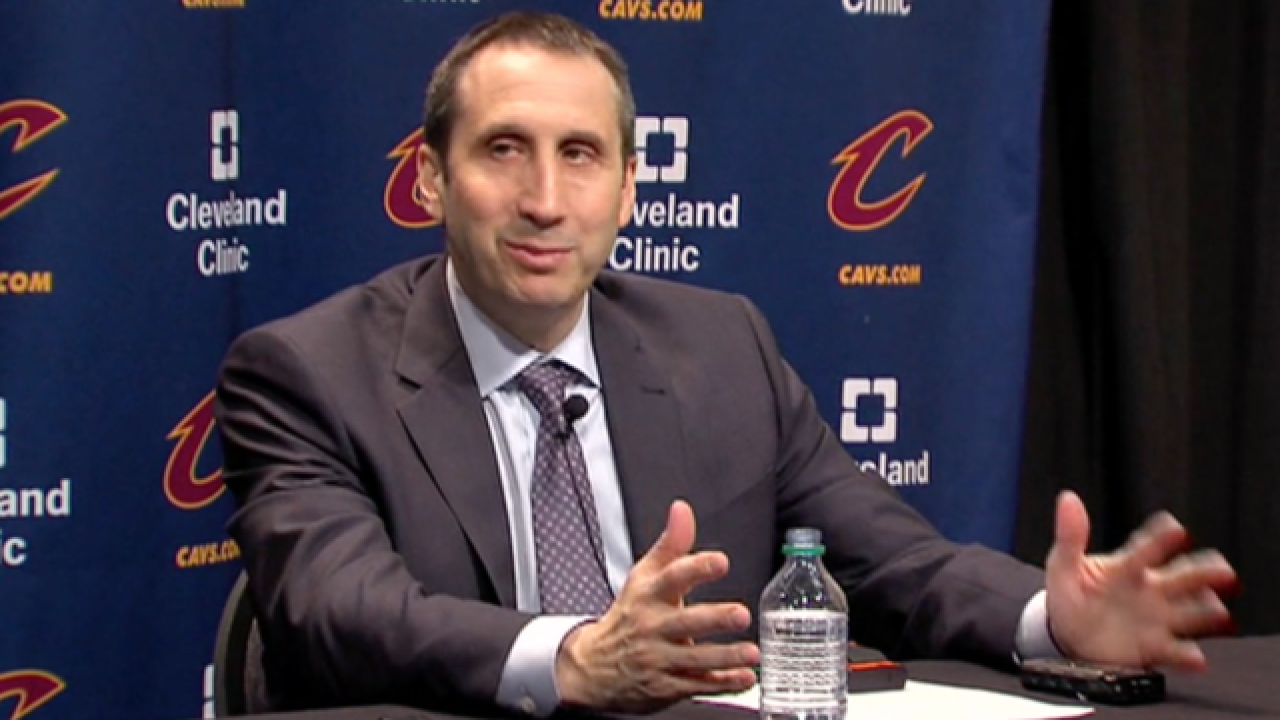Will former Cavs coach David Blatt get a...
