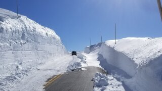 Trail Ridge Road (May 2019)