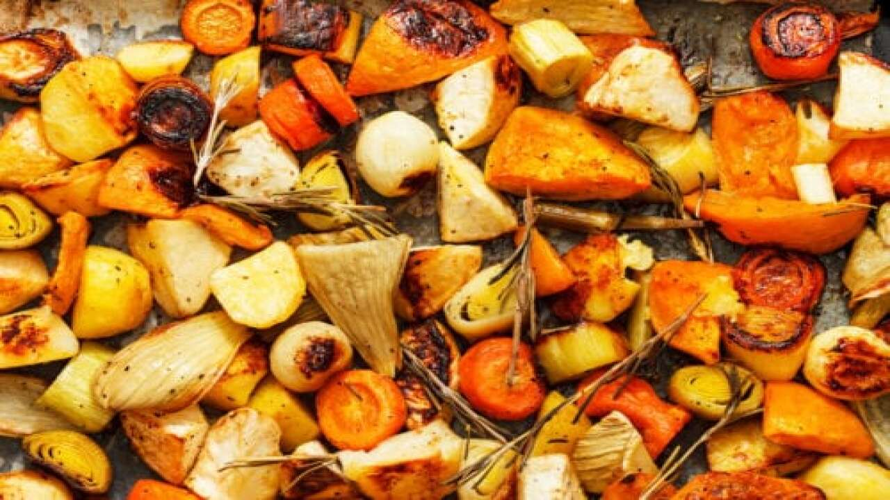 How To Make Roasted Veggies Extra-crispy