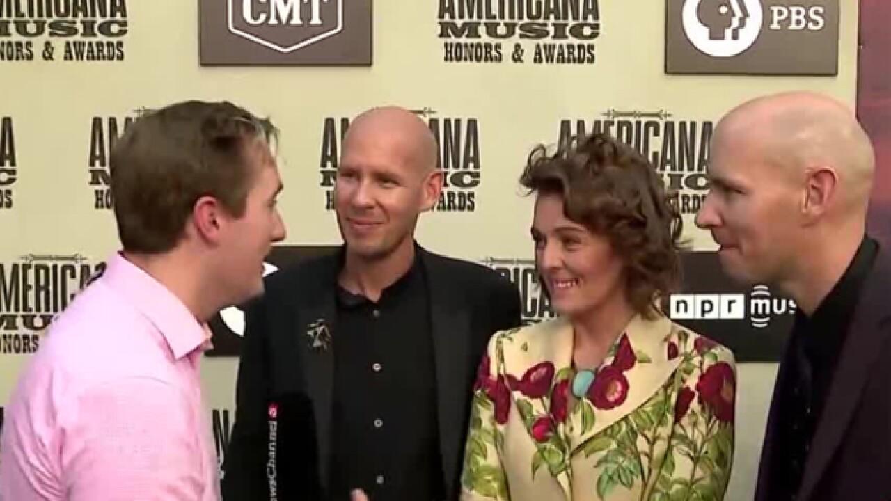Artists Honored At Americana Awards