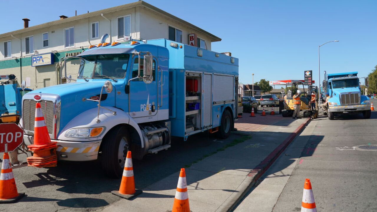 Massive Planned Power Outages Affect Large Swaths Of California