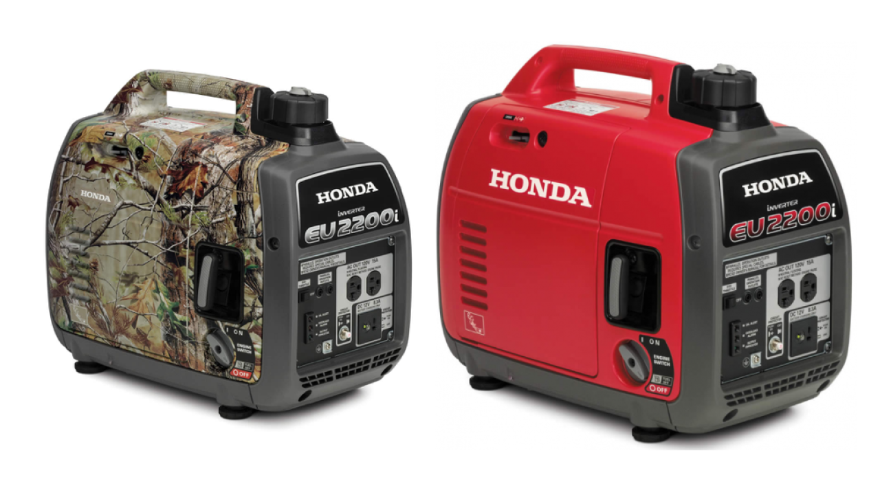 200,000 Honda generators sold at Home Depot recalled over fire, burn hazards
