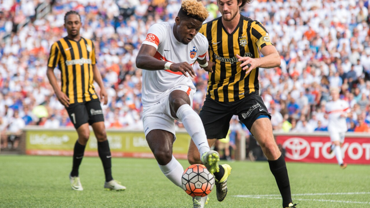 GALLERY: FC Cincinnati loses first ever playoff game 2-1