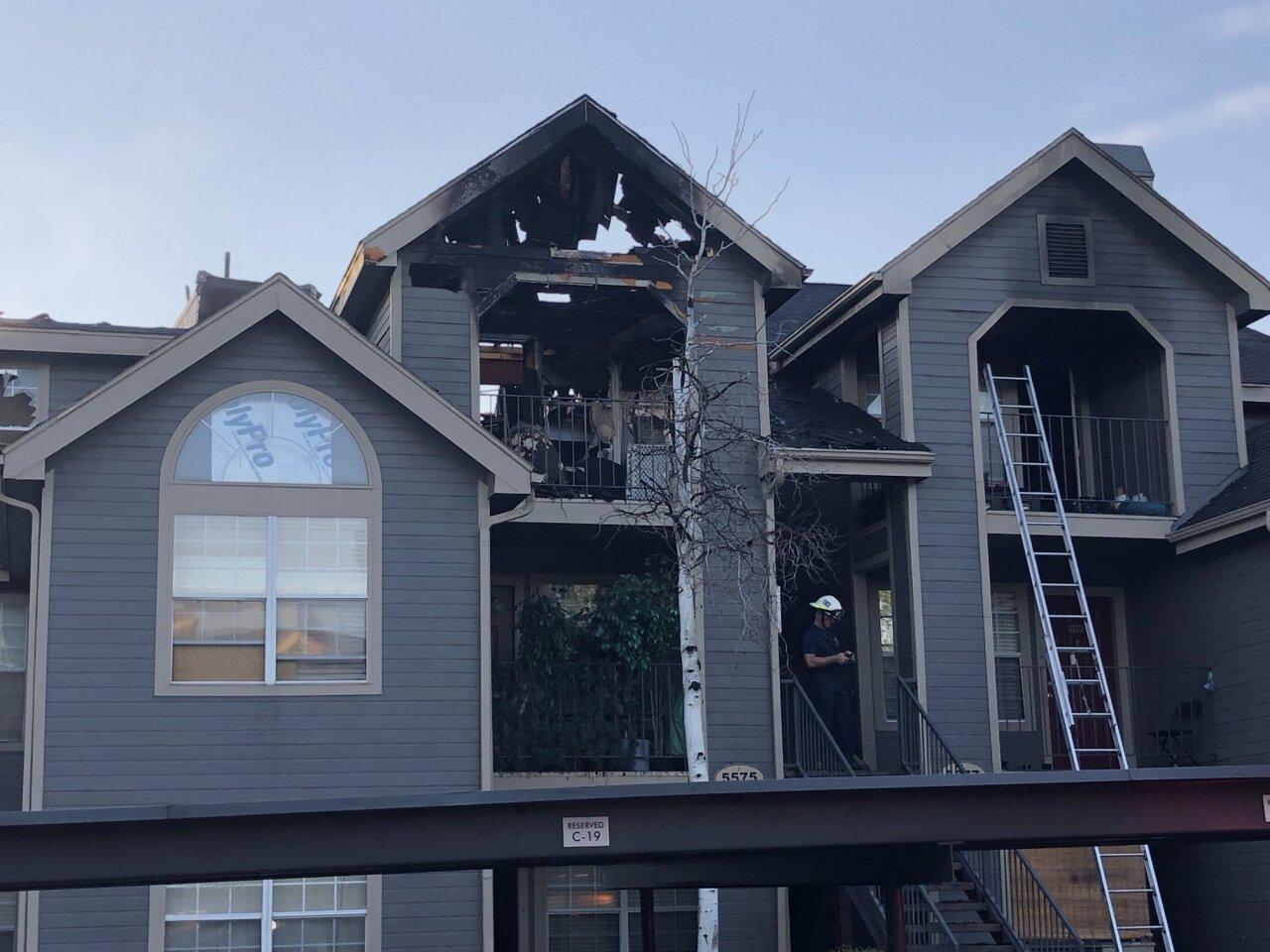 Murray Apartment Fire