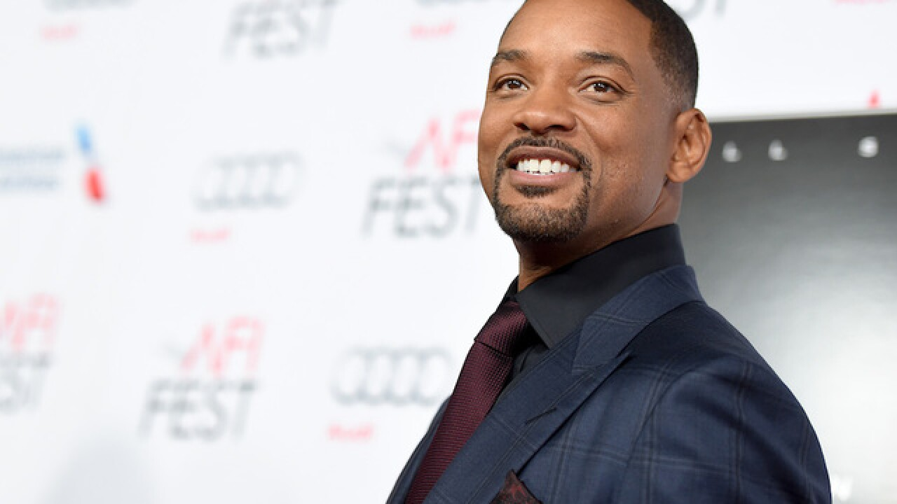 Will Smith: Seeing 'Star Wars' was better than sex