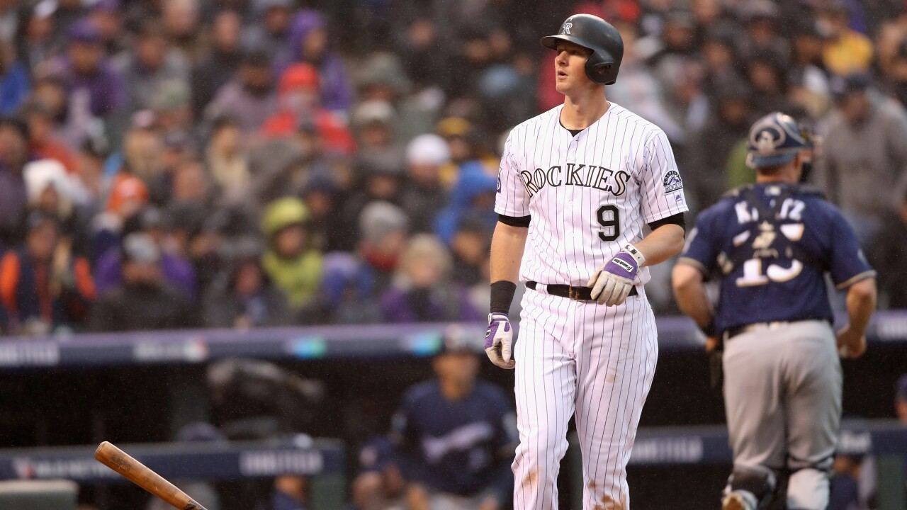 Divisional Round - Milwaukee Brewers v Colorado Rockies - Game Three