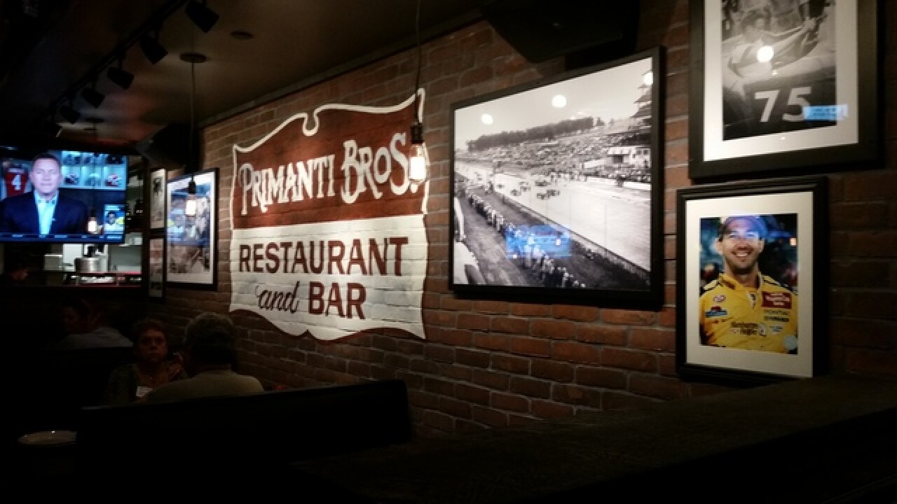 PHOTOS: Primanti Brothers opening downtown