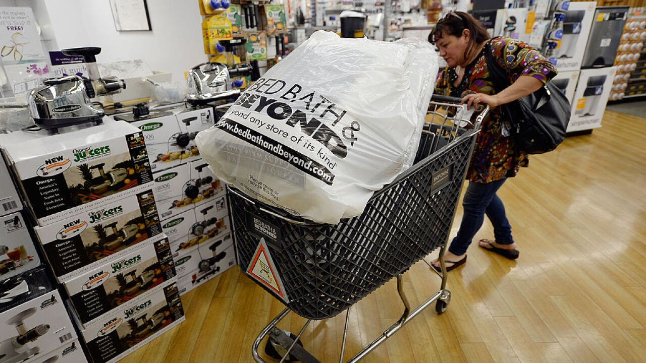 Bed Bath & Beyond opening 15 stores, but closing 40