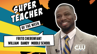 The Verdict Is in for Our Super Teacher: Frito Cherenfant