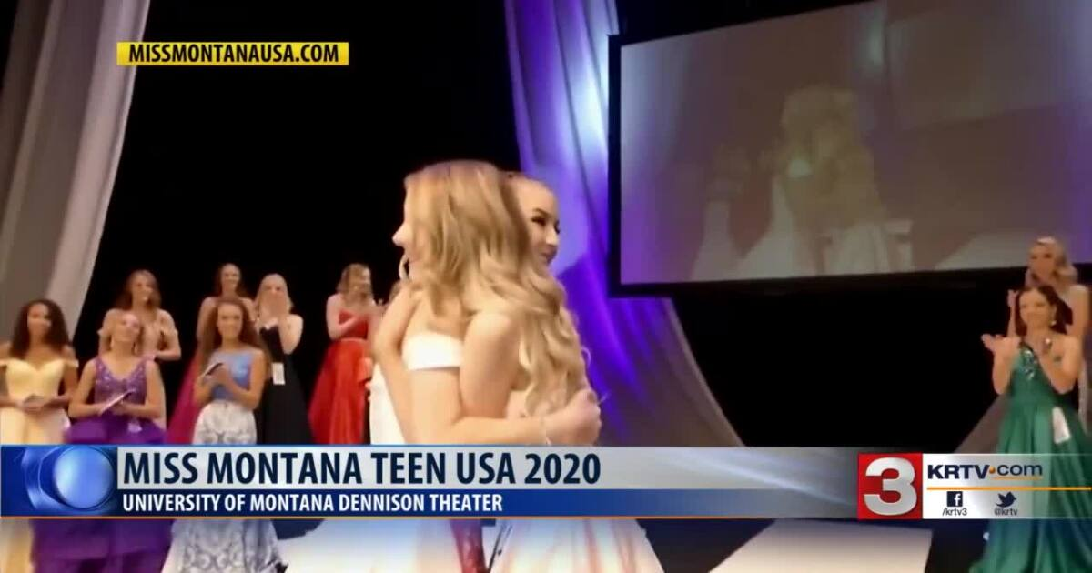 "Lewistown teen crowned ""Miss Montana Teen USA"""