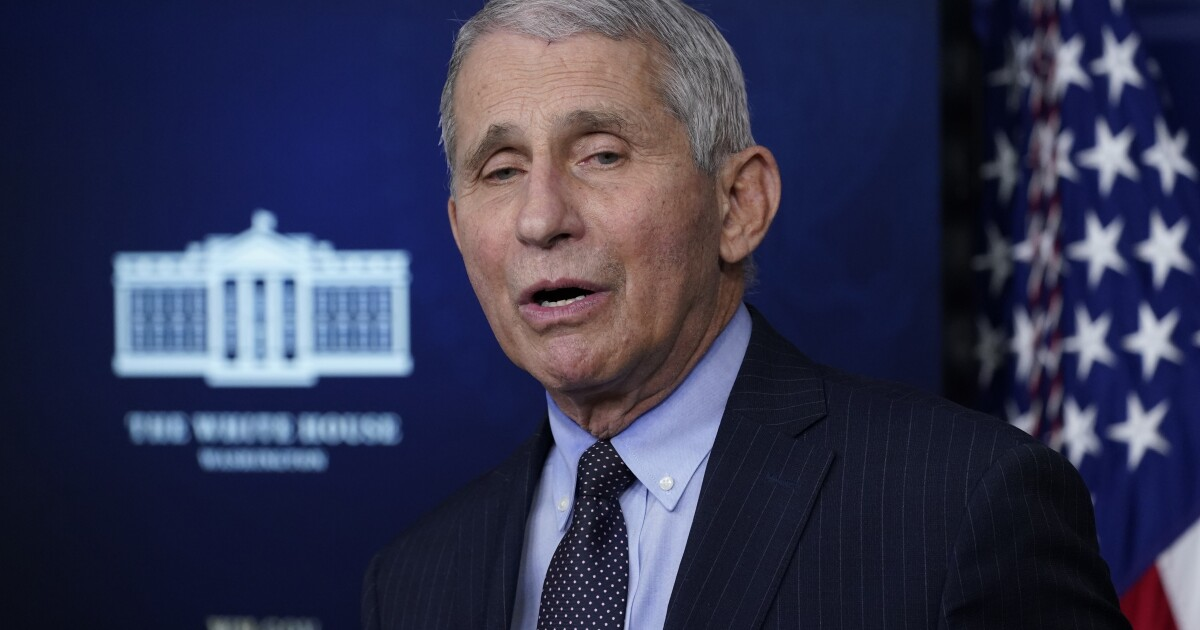 Fauci weighs in on possibility of COVID-19 vaccines becoming seasonal shot