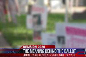 Why Jim Wells County voters are casting ballots