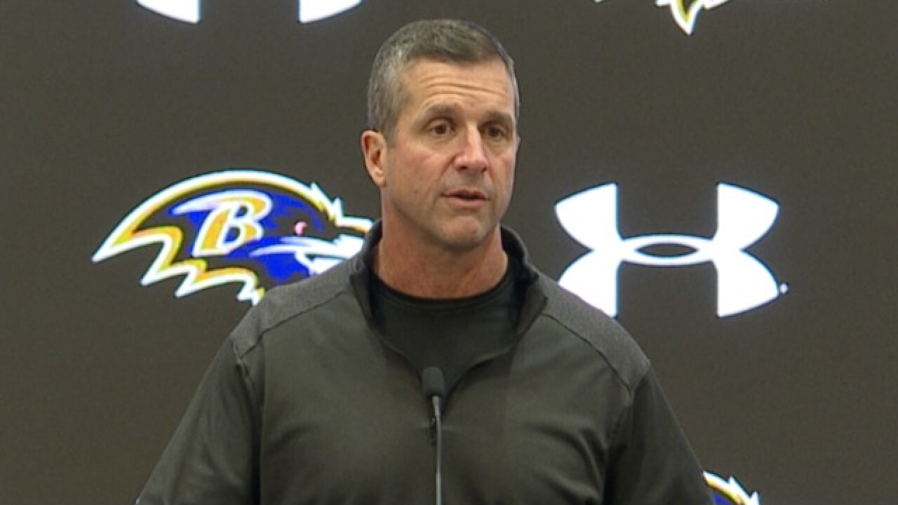 Beating Steelers 'a big deal' for Ravens