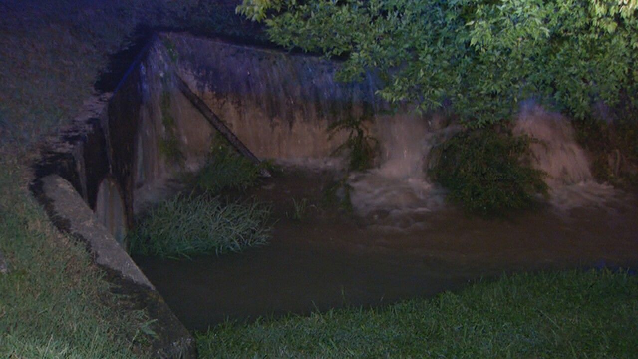 Dozens Affected By Hermitage Water Main Break