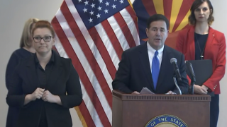 Ducey update on Coronavirus 3-20-20