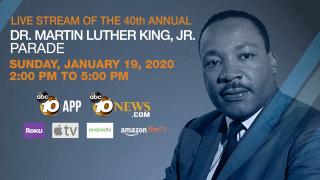 MLK Day Parade ad