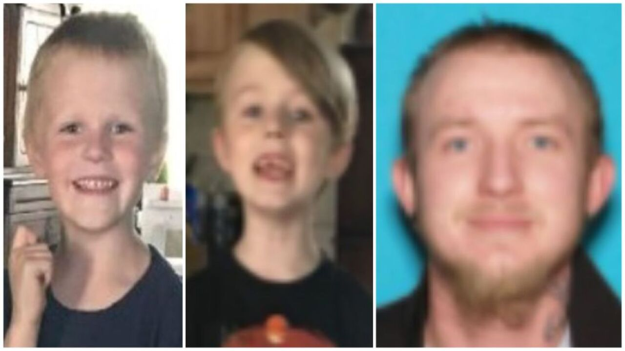 AMBER Alert issued in Montana for two children