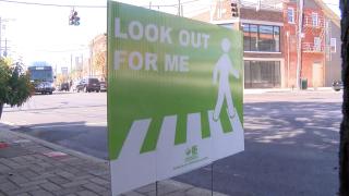 Pleasant Ridge pedestrian safety