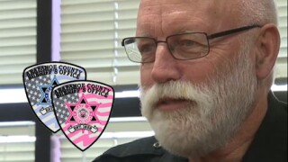 Prostate cancer survivor Deputy Karl Freeman.jpg