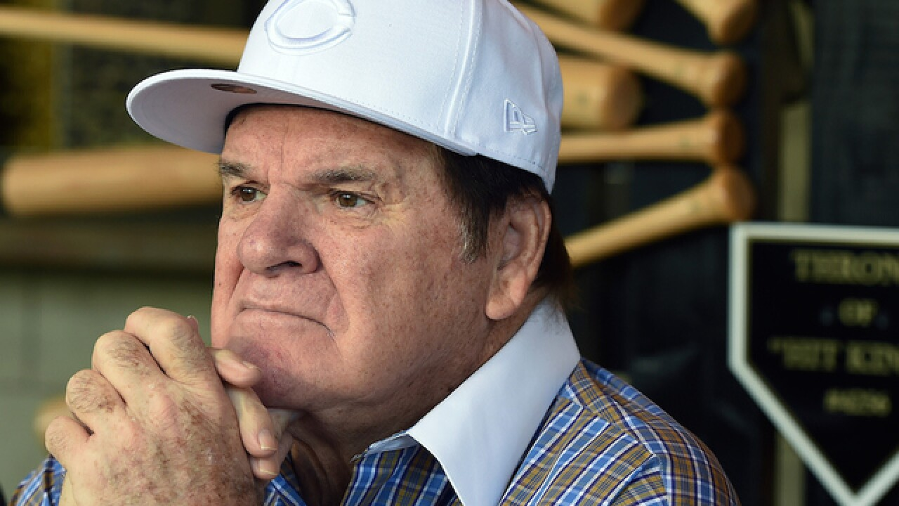 Pete Rose is suing John Dowd, the lawyer whose report banished Hit King