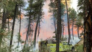 BobCat fire claims 23 homes, burns more than 30K acres near Roundup