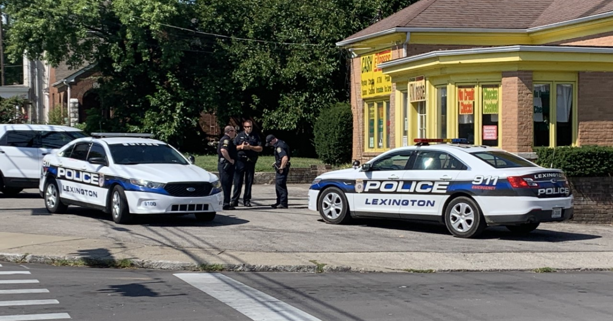 Lexington currency exchanged hit by armed robbery
