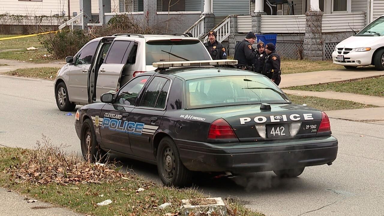 Dickens Avenue homicide