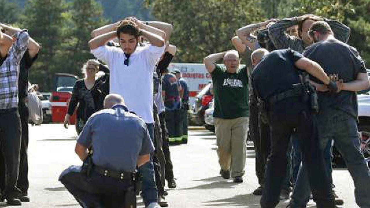 Gunman kills 13 at Oregon college