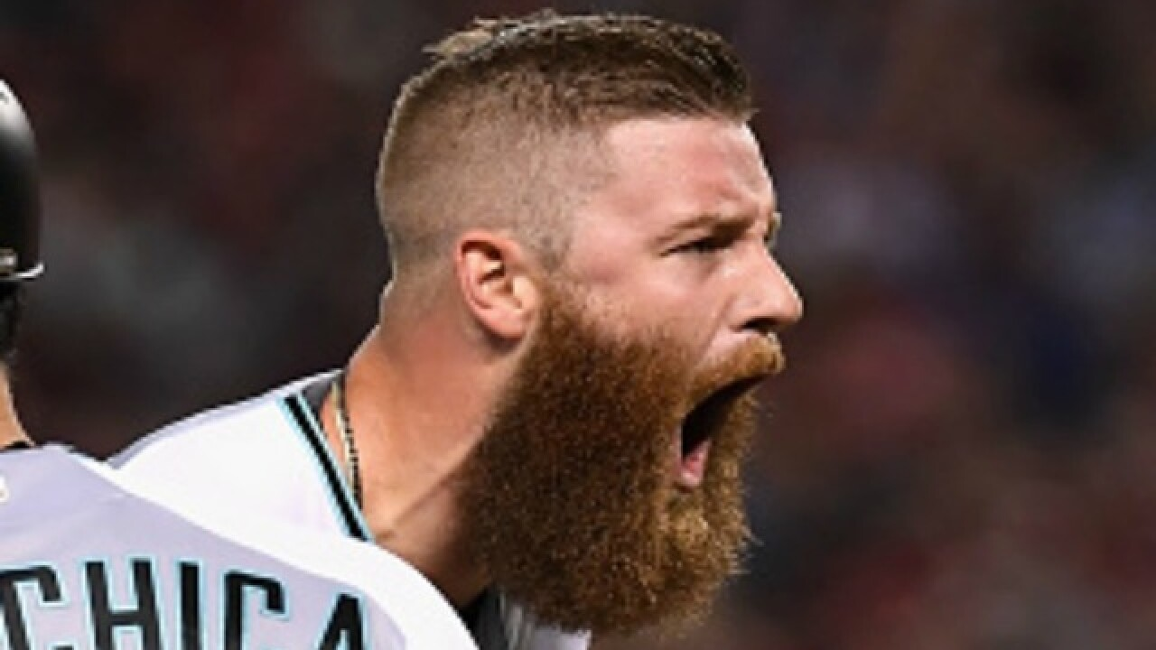 WATCH: Diamondbacks pitcher Archie Bradley heckles Phillies fans after HR
