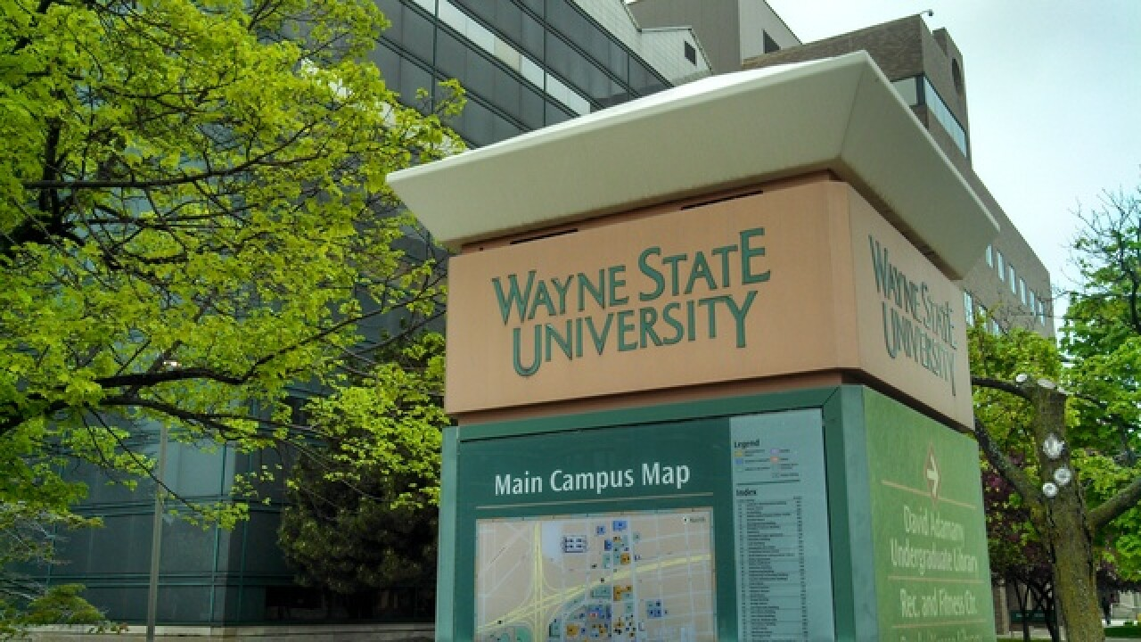 Wayne State University student reports sexual assault in Detroit