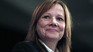 GM CEO Mary Barra issues statement after President Trump disbands council